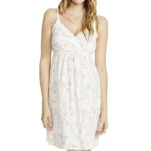 Jessica Simpson Maternity Nursing Nightgown